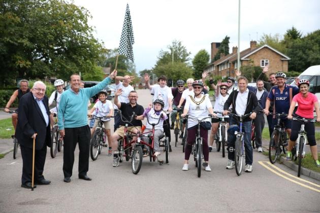 My tribute to Welwyn Hatfield Mayor Cllr Lynne Sparks