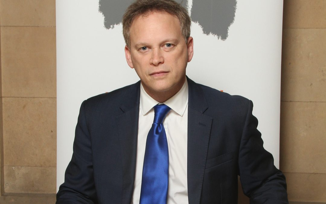 Shapps signs Holocaust Educational Trust Book of Commitment