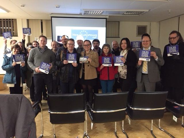 Welwyn Hatfield's EU residents meet local MP