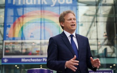 Grant Shapps MP- One Year On