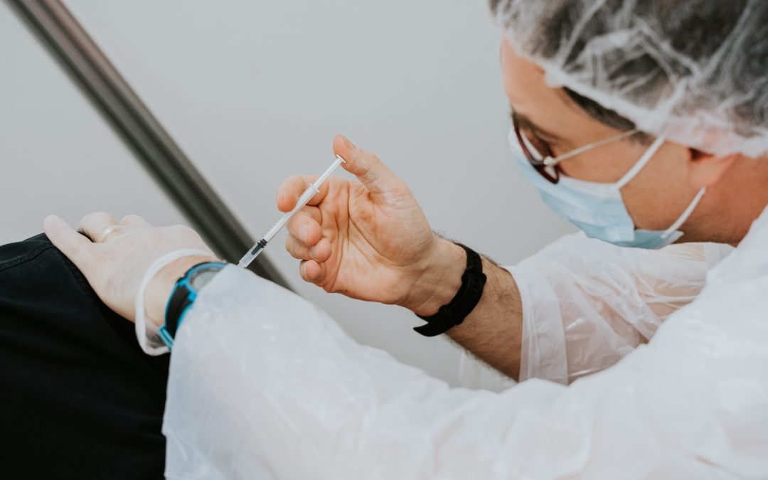 Welwyn Hatfield passes 100,000 vaccination milestone