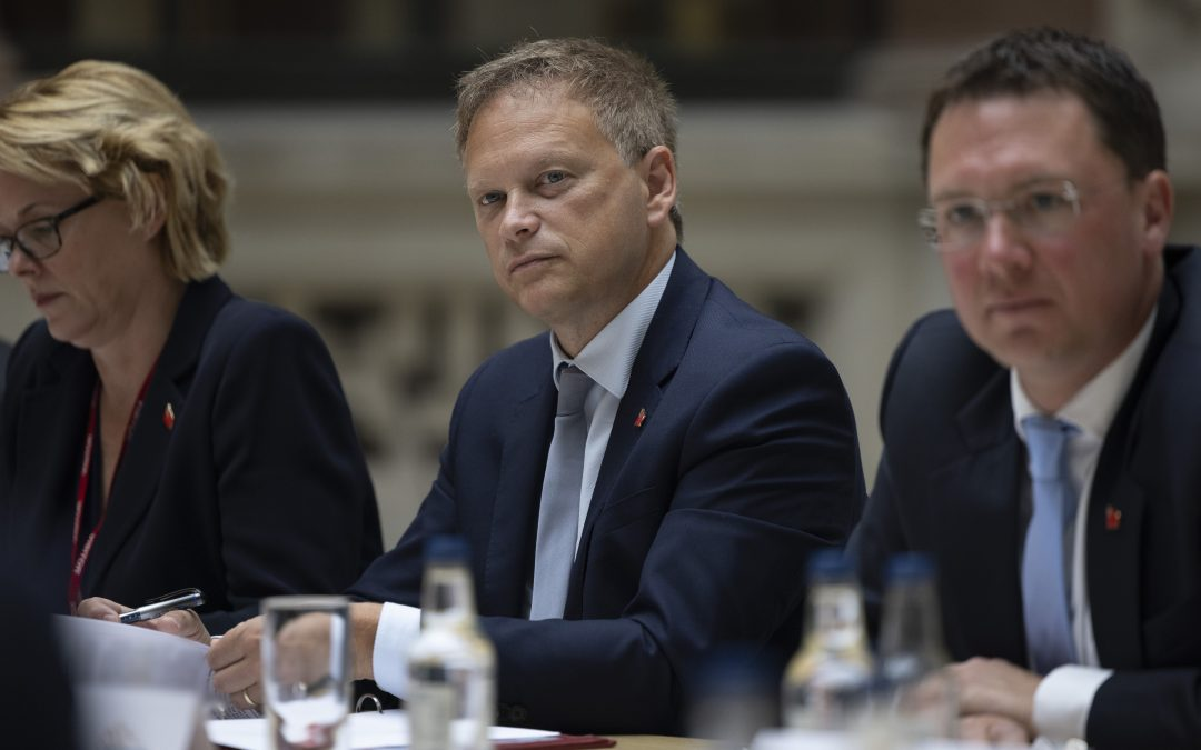 Grant Shapps MP- Our Roads